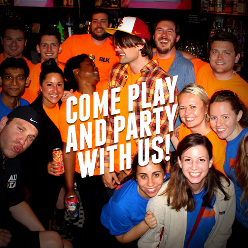 Come Play With Us: Come Play And Party With Us
